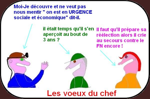 les voeux de Hollande 01