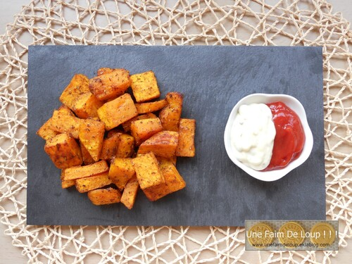 Potatoes de butternut