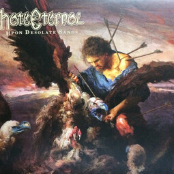 Hate Eternal - Upon Desolate Sands (2018)