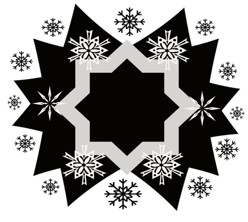 Mask de Noël Série 6