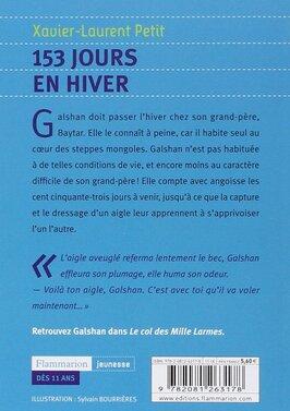 153 jours en hiver de Xavier-Laurent Petit
