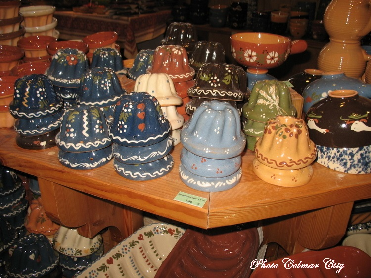 Soufflenheim (67) : Visite d'un atelier