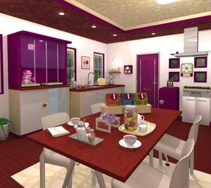 Jouer à Fruit kitchens 26 - Fig purple