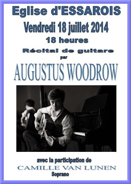 Un beau concert à Essarois Vendredi 18 juin...