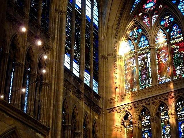 La nuit des cathédrales à Metz 30 Marc de Metz 2012