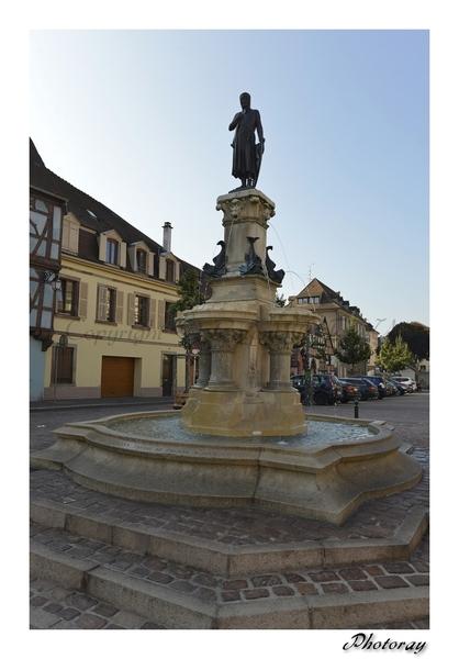 Colmar - Haut Rhin - Alsace - 7 Septembre 2014