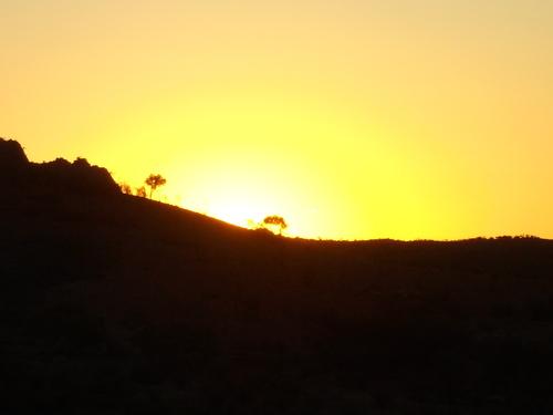 Dans l'Outback Jours 1 et 2 : West Range Mac Donnel
