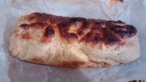 Une brioche et du pain pour la semaine_La cuisinette de Laurette