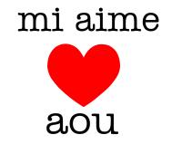 mi aime love aou  - moyen