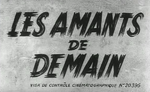 Edith Piat - Jacky Mouliere : Les amants de demain : 1959