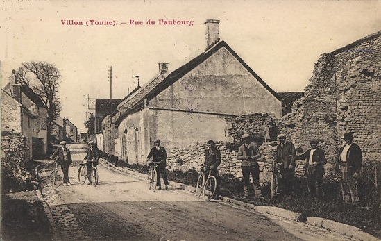 Famille Richebourg, Villon (89)