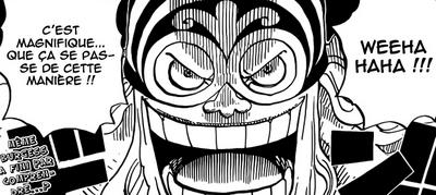 Hypothèses pour le chapitre 720 de One Piece