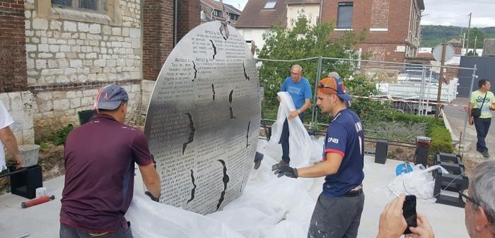 Saint-Etienne-du-Rouvray se prépare à rendre hommage au père Hamel (Suite de notre article d'hier)
