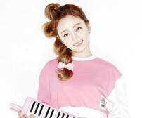 "WJSN's Xuan Yi ""Would You Like"" promotional picture."