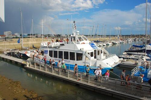 Notre catamaran