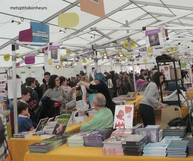 Festival du livre ....