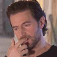 Richard Armitage interview 2013 promo Hobbit, DoS... Finger