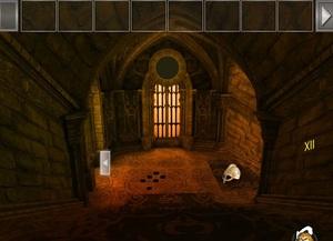Jouer à Dwarf castle escape