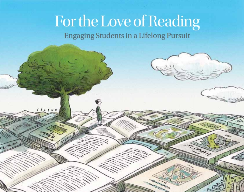 For the Love of Reading - Engaging Students in a Lifelong Pursuit (Daniel T. Willingham, 2015)
