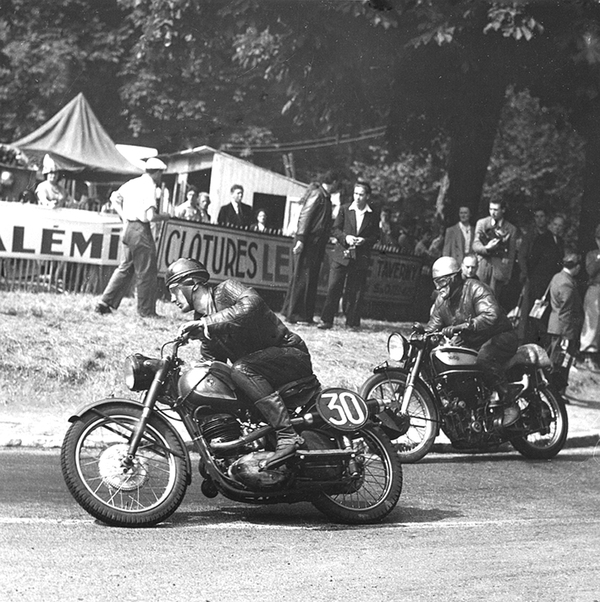 Bol d'or 1951 : le deux-temps montre les dents