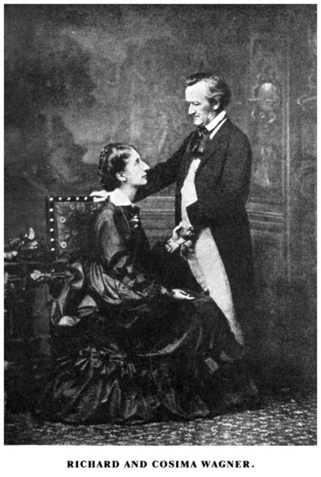 Née le 24 décembre 1837, Cosima Wagner, Capricorne ascendant Vierge