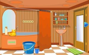 Jouer à Cottage wooden house escape