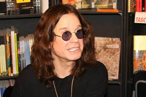 Ozzy Osbourne almost died after an ATV accident in 2003.