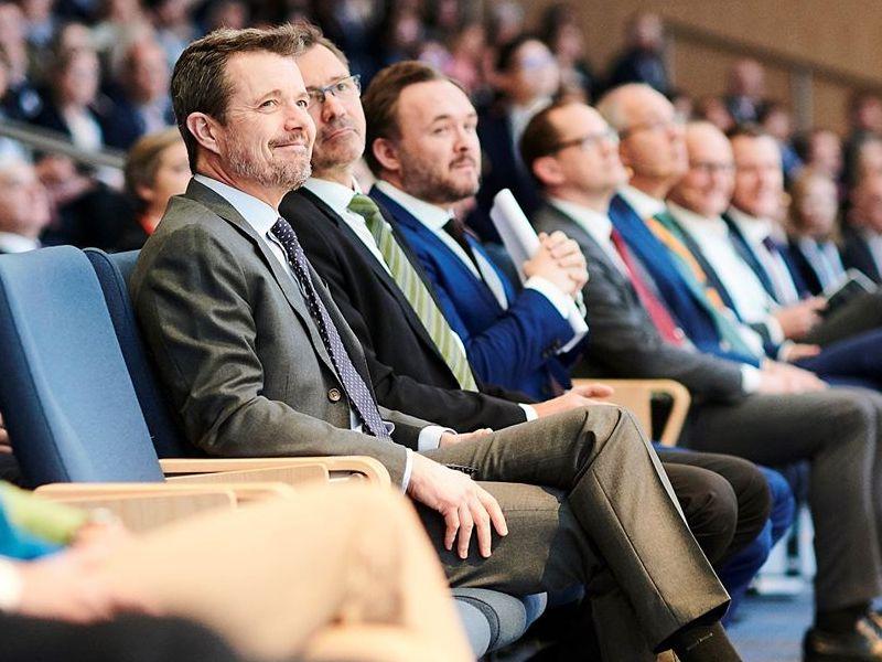 Konferencen WindEurope Offshore 2019