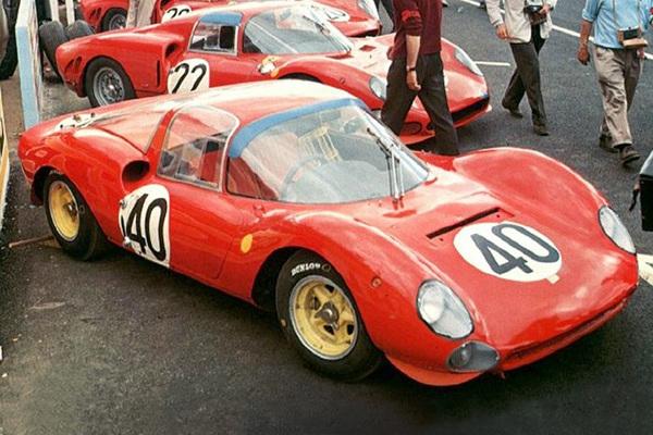 Le Mans 1965 Abandons II