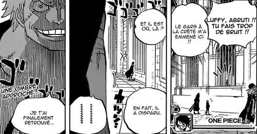 Hypothèses pour le chapitre 729 de One Piece