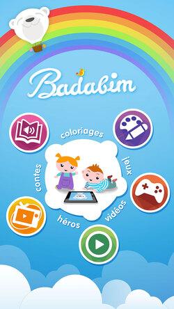 Coloriages : Badabim a tout ce qu'il faut pour les petits artistes