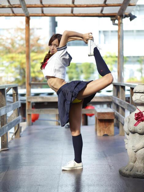WEB Gravure : ( [Hegre-art] - |February 18, 2011| Mayuko/マユコ : Japanese school uniform part2/ジャパニーズ制服 パート2 )
