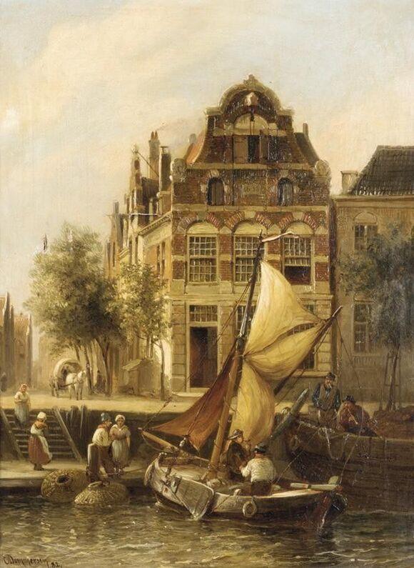 Cornelis Christiaan Dommersen
