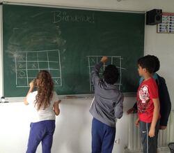 Ateliers mathématiques
