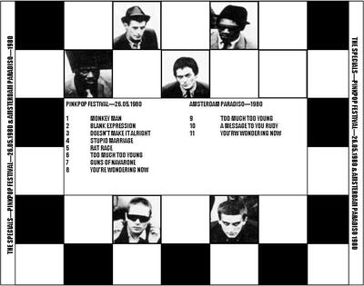 Live : The Specials - Pinkpop Festival - 26 Mai 1980