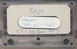 KEJA - IF I HAG DOWN FOR U (199x)