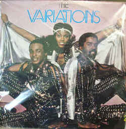 The Variations - Same - Complete LP