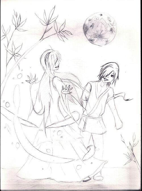 Danse au Clair de Lune