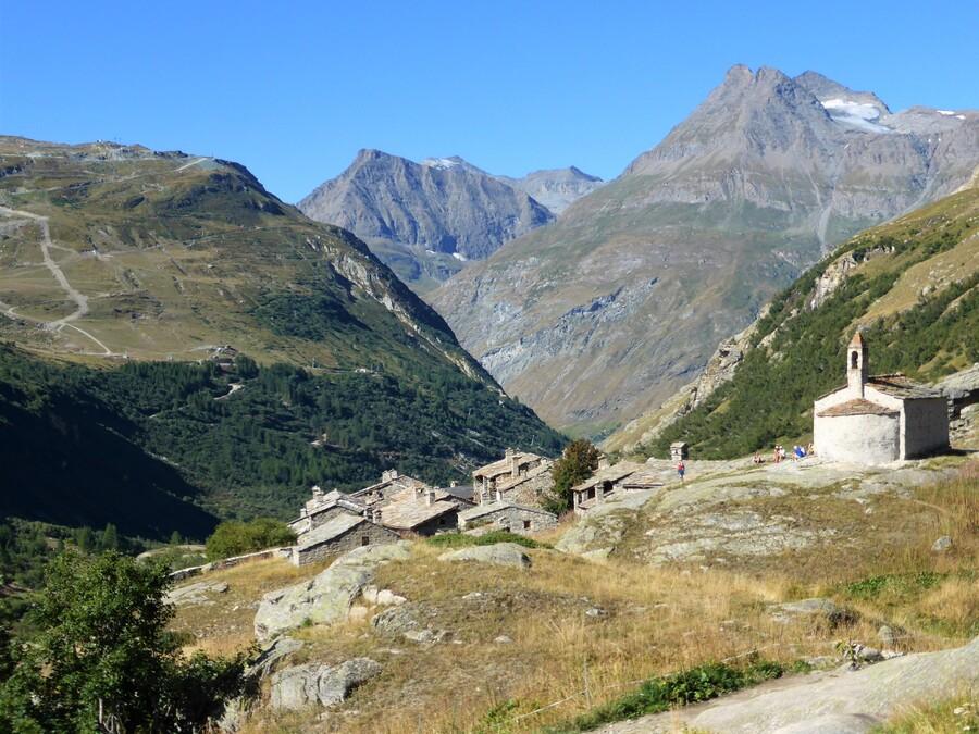 En Haute-Maurienne N°6 : L'Ecot...