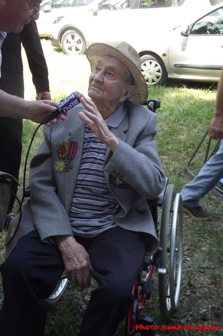 Commémoration, au Monument de la Forêt, des 70 ans de la bataille qui coûta la vie à 37 Résistants