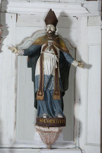Saint Corentin, Evêque de Quimper (5ème s.)