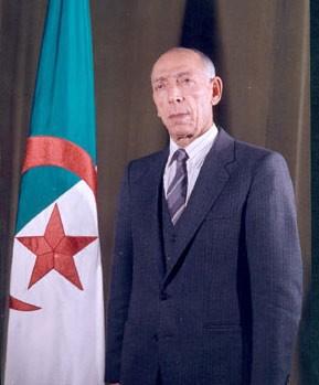 mohamed boudiaf