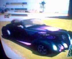 Driver 3: Mode conduite libre, voiture secrète de Nice numéro 2