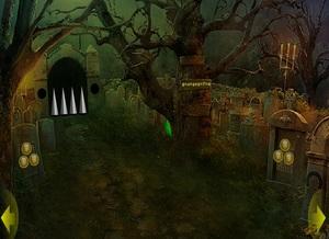 Jouer à G4K Escape from graveyard