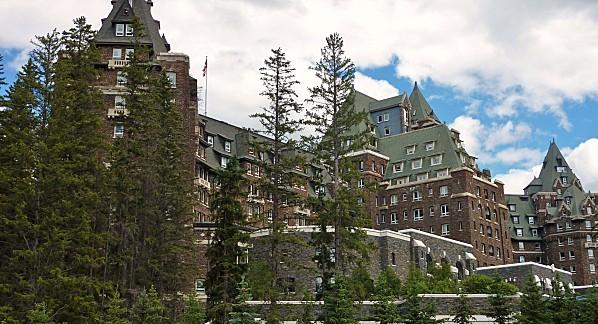 Jour 16 Banff Hotel Fairmont 2