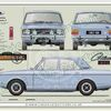 Ford Cortina Mk2 Series 1 1600E 1966-70