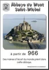0966 Mont Saint Michel