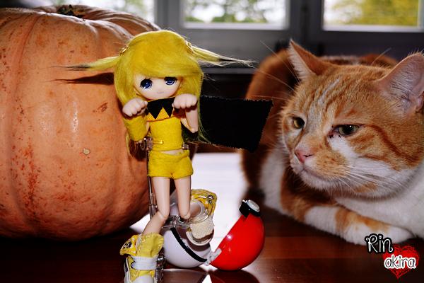 Quand Kenji joue à Pokemon