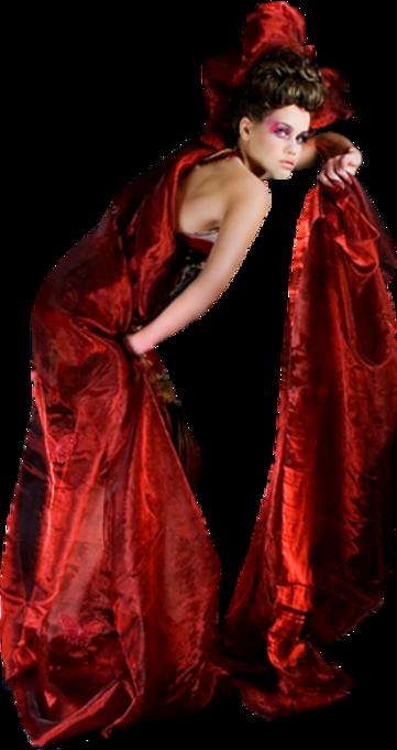 Femmes en Rouge Série 20