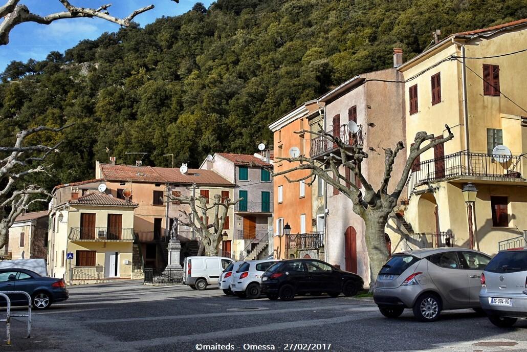 Omessa  - Corse